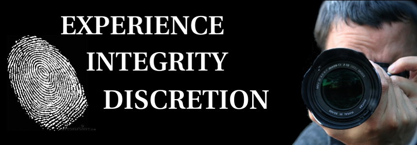 Experience, Integrity, Discretion